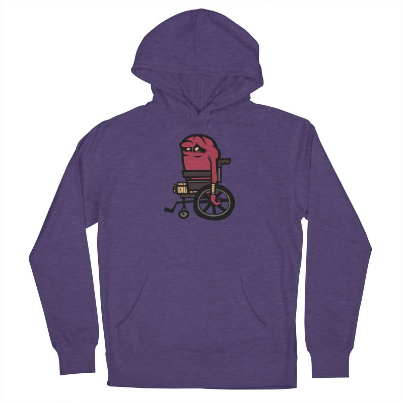 106 Women's French Terry Pullover Hoody by jublin's Artist Shop