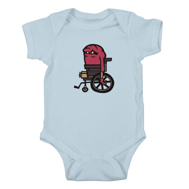 106 Kids Baby Bodysuit by jublin's Artist Shop