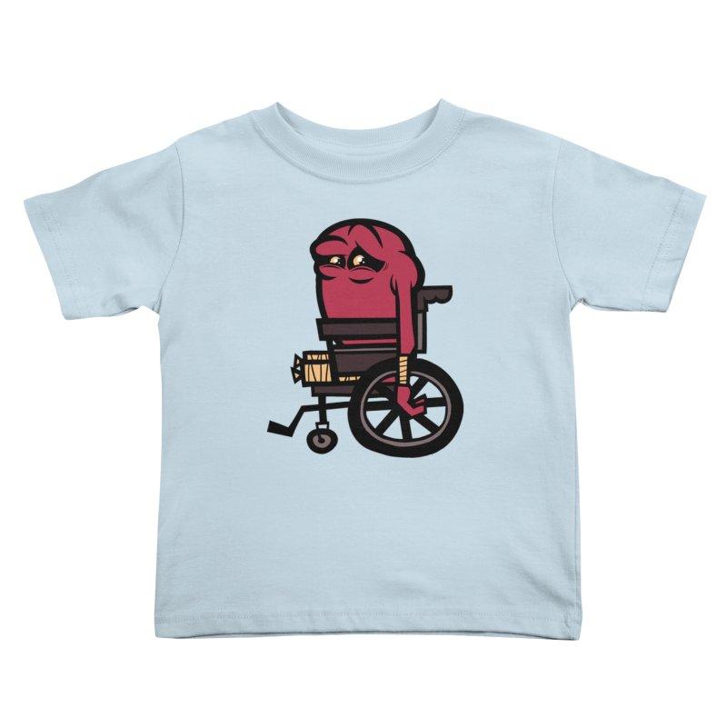 106 Kids Toddler T-Shirt by jublin's Artist Shop