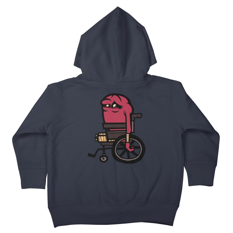 106 Kids Toddler Zip-Up Hoody by jublin's Artist Shop