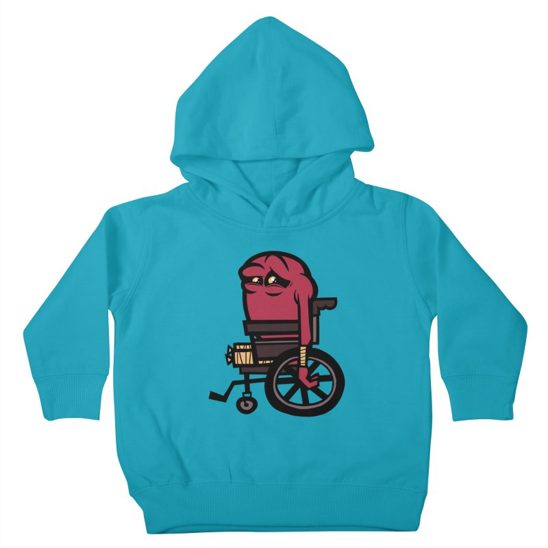 106 Kids Toddler Pullover Hoody by jublin's Artist Shop