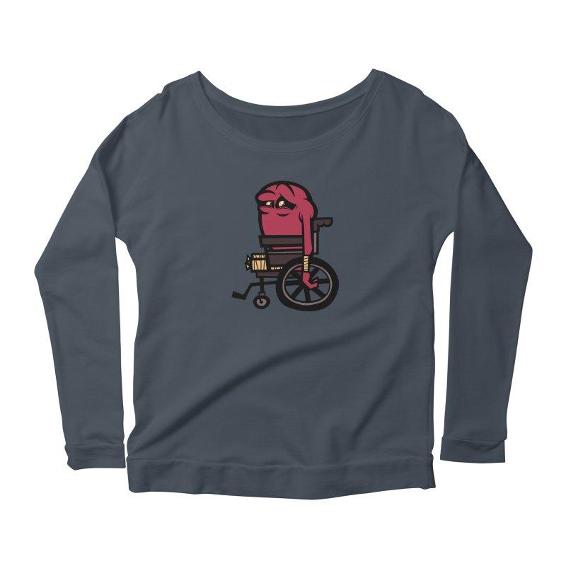 106 Women's Scoop Neck Longsleeve T-Shirt by jublin's Artist Shop