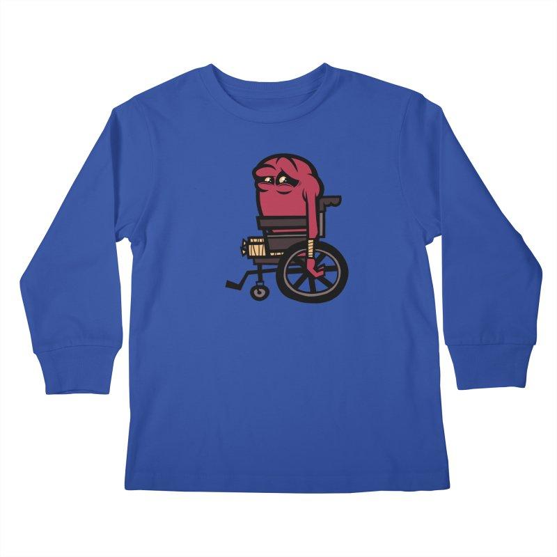 106 Kids Longsleeve T-Shirt by jublin's Artist Shop