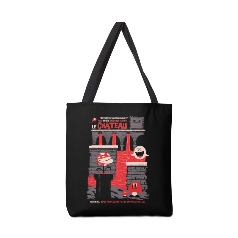Le Chateau Accessories Tote Bag Bag by jublin's Artist Shop
