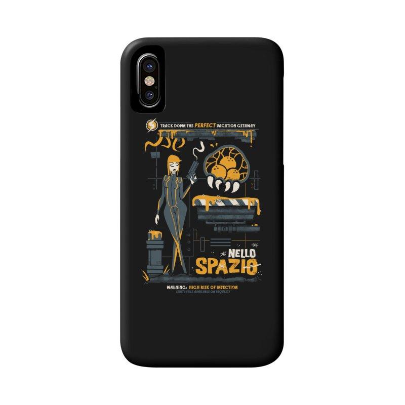 Nello Spazio Accessories Phone Case by jublin's Artist Shop