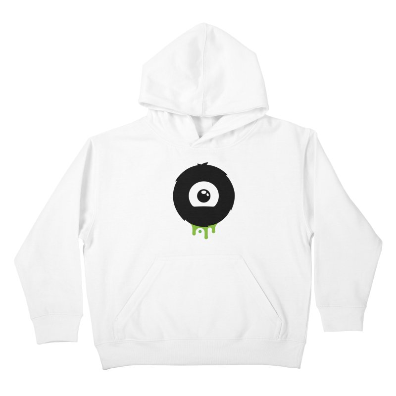Juicy Beast Logo Kids Pullover Hoody by The Juicy Beast shop!