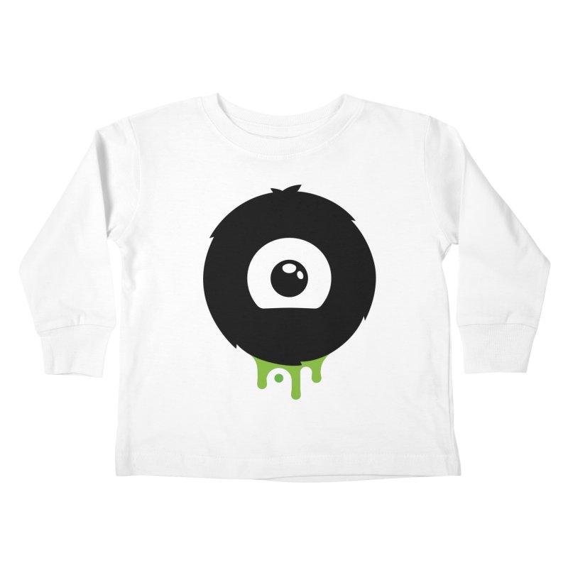Juicy Beast Logo Kids Toddler Longsleeve T-Shirt by The Juicy Beast shop!