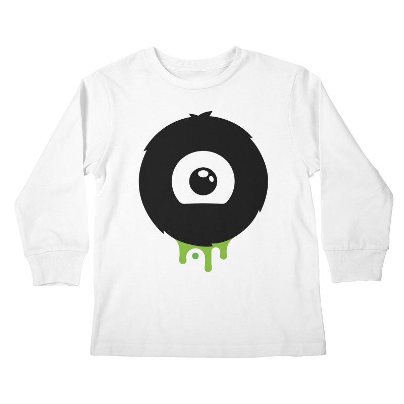 Juicy Beast Logo Kids Longsleeve T-Shirt by The Juicy Beast shop!