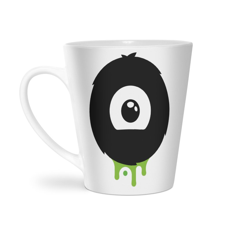 Juicy Beast Logo Accessories Latte Mug by The Juicy Beast shop!