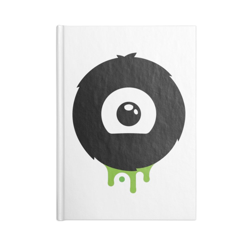 Juicy Beast Logo Accessories Lined Journal Notebook by The Juicy Beast shop!