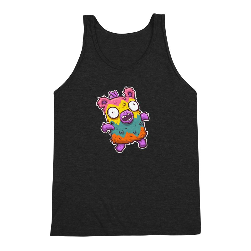Burrito Bison - Punched Piñata Men's Tank by The Juicy Beast shop!