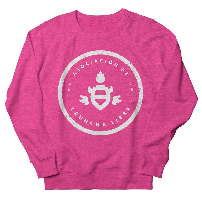 Burrito Bison - Asociación de Launcha Libre Men's French Terry Sweatshirt by The Juicy Beast shop!