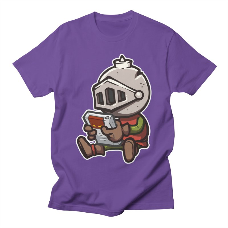 Knightmare Tower - Retro Gaming Men's T-Shirt by The Juicy Beast shop!