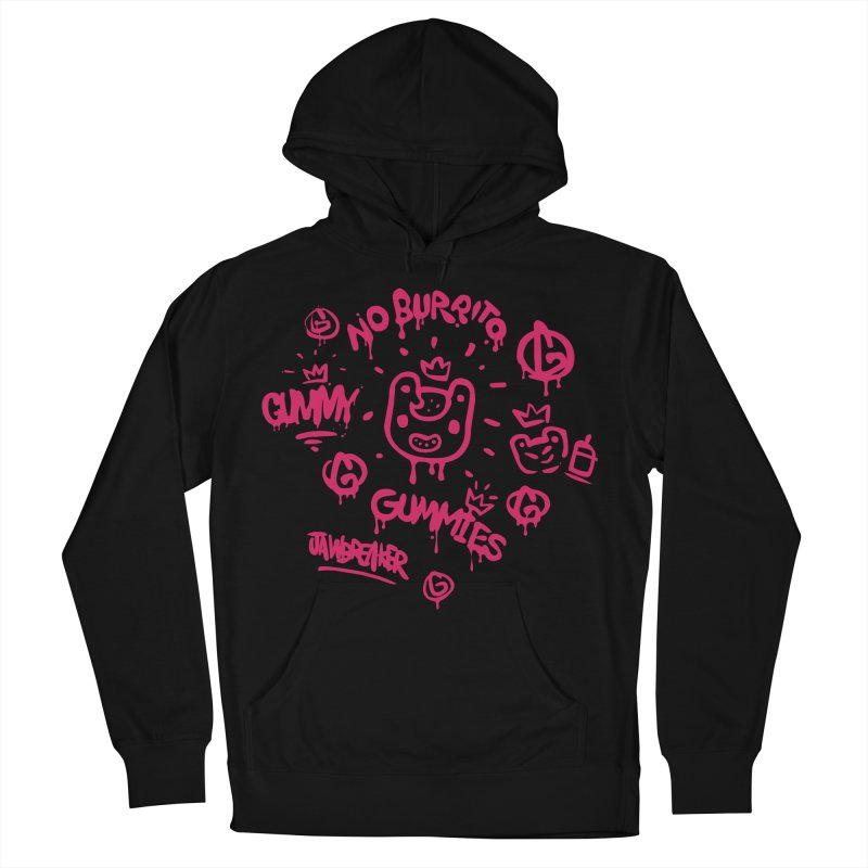 Burrito Bison - NO BURRITO Men's French Terry Pullover Hoody by The Juicy Beast shop!
