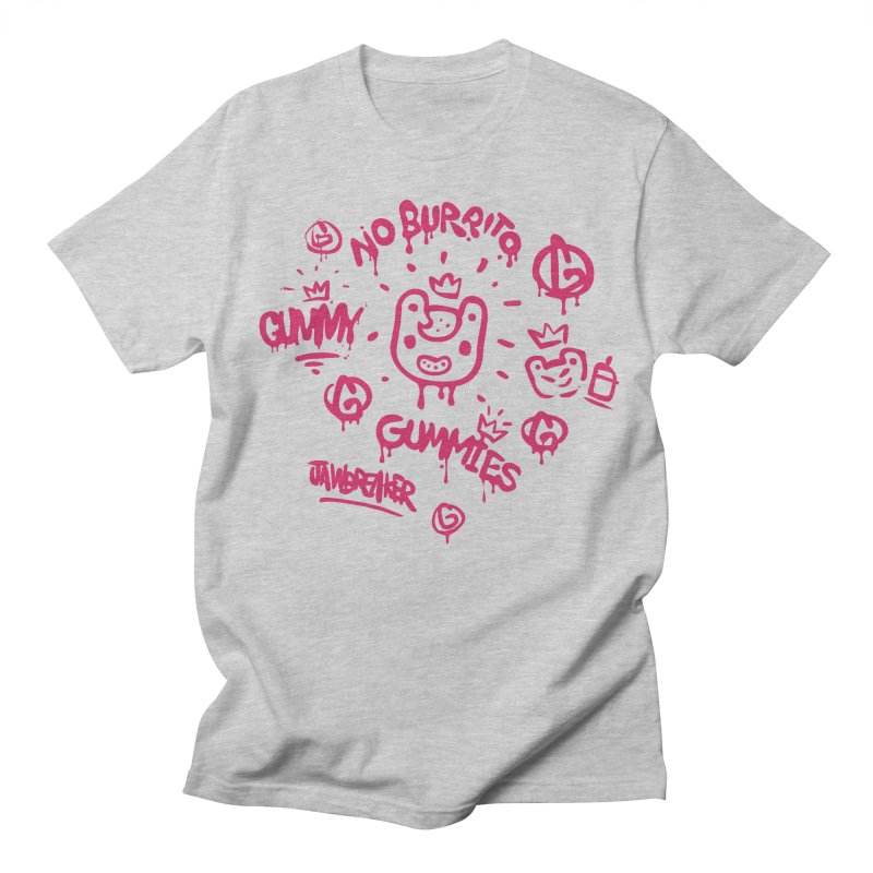 Burrito Bison - NO BURRITO Women's Regular Unisex T-Shirt by The Juicy Beast shop!