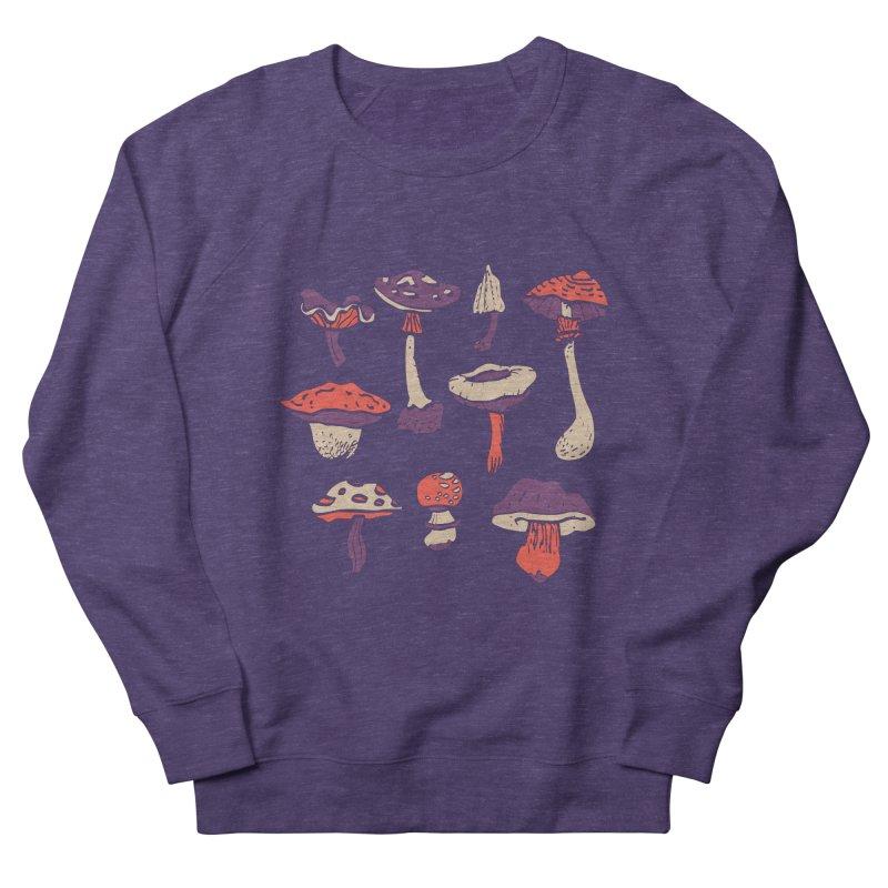 mushrooms Men's Sweatshirt by julaika's Artist Shop