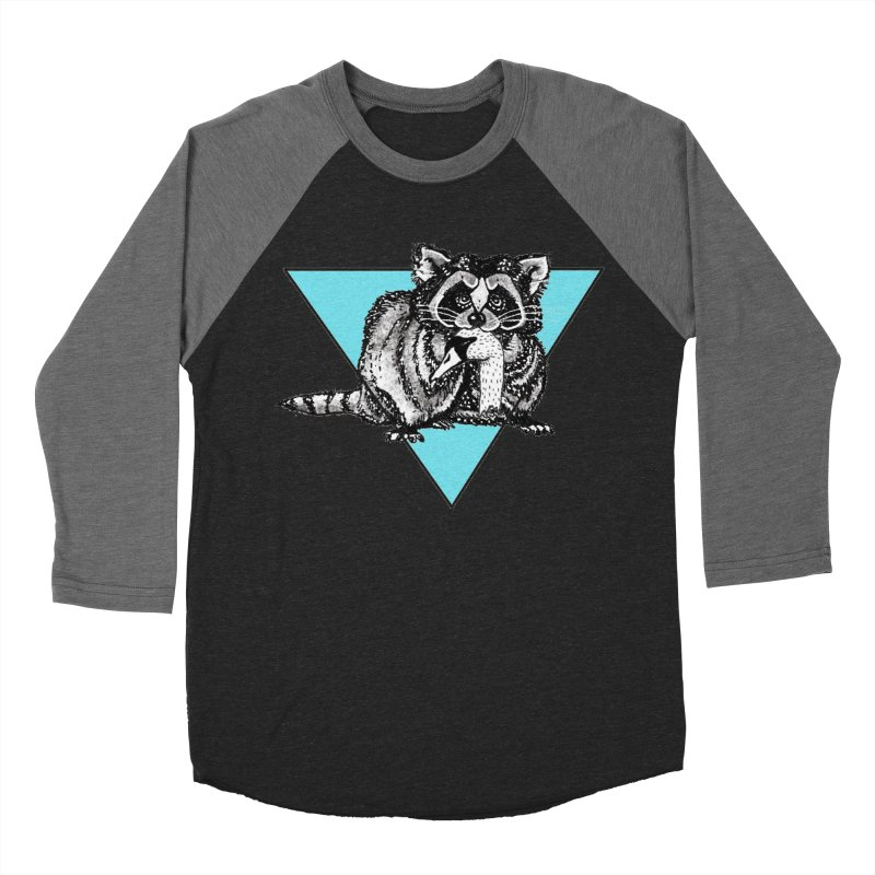 the easy prey Women's Baseball Triblend T-Shirt by julaika's Artist Shop