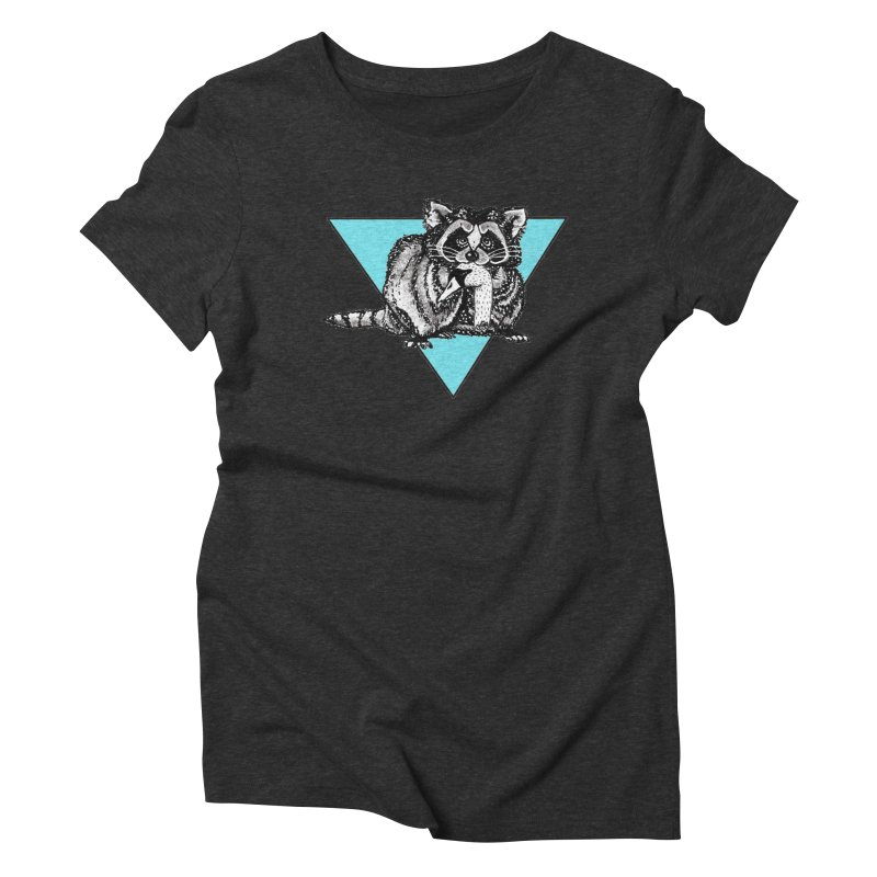 the easy prey Women's Triblend T-shirt by julaika's Artist Shop