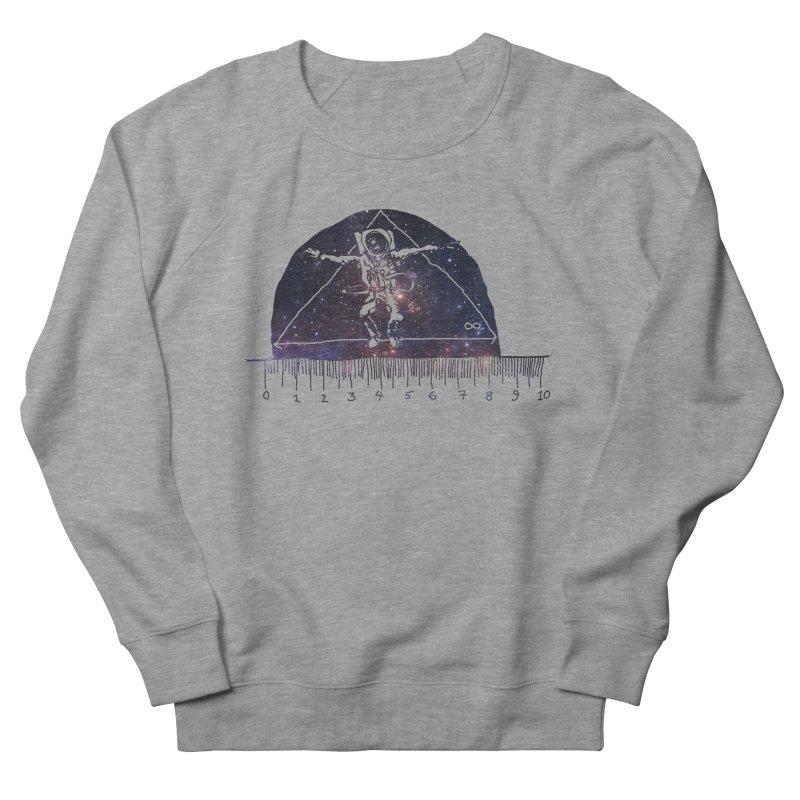 Measuring the universe. Men's Sweatshirt by julaika's Artist Shop