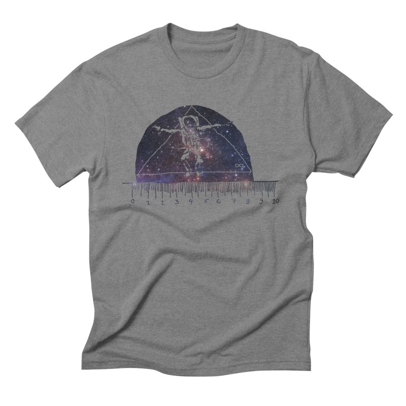 Measuring the universe. Men's Triblend T-Shirt by julaika's Artist Shop
