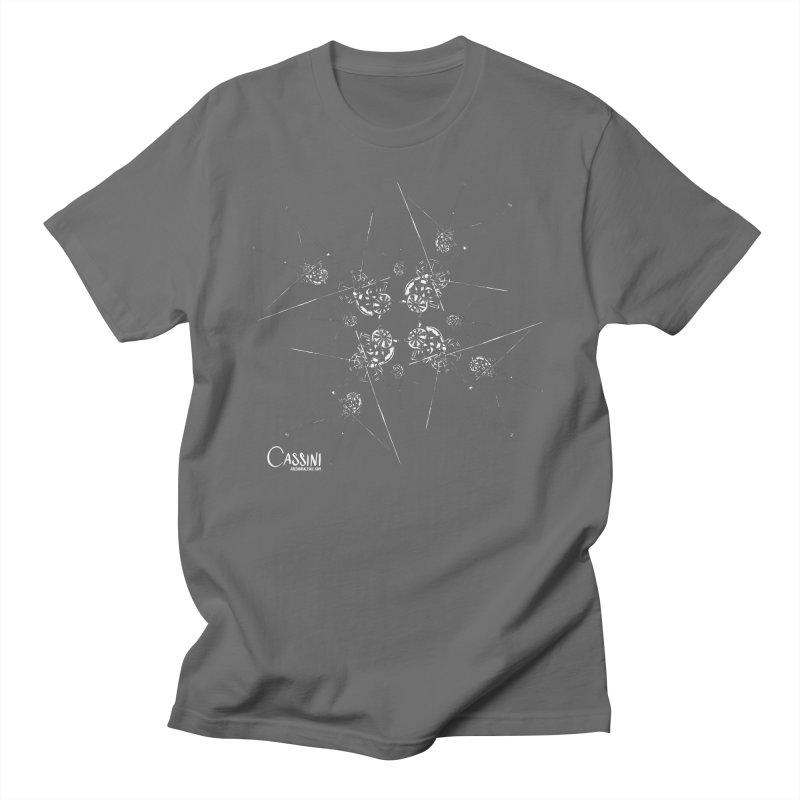 All the Cassini's Men's T-Shirt by Juleah Kaliski Designs