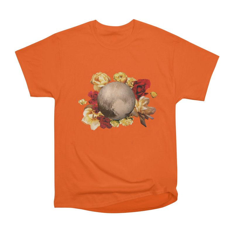 Roses are red, Violets are blue, I love Pluto and so do you. Men's T-Shirt by Juleah Kaliski Designs