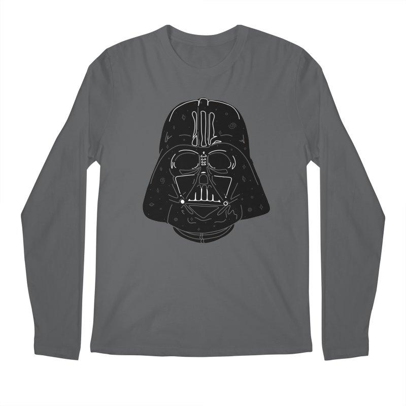 Cosmic Vader Men's Longsleeve T-Shirt by Juleah Kaliski Designs