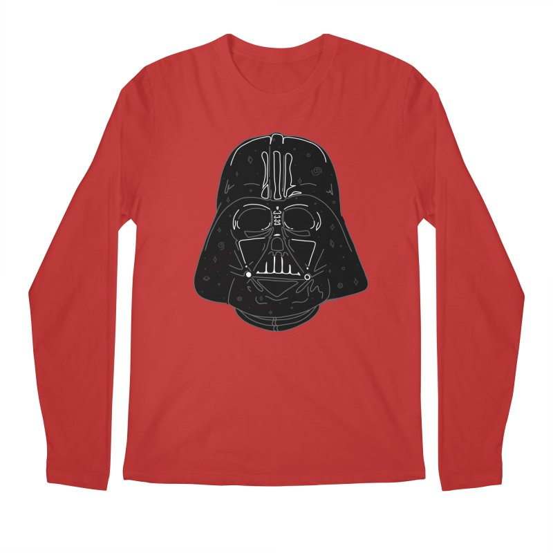 Cosmic Vader Men's Regular Longsleeve T-Shirt by Juleah Kaliski Designs