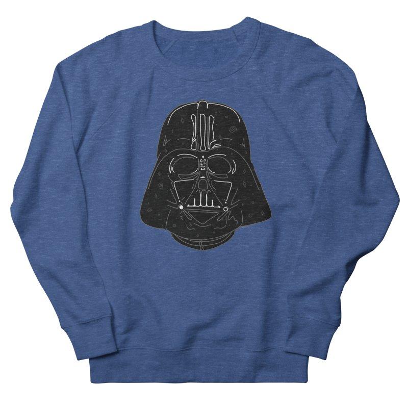 Cosmic Vader Women's French Terry Sweatshirt by Juleah Kaliski Designs