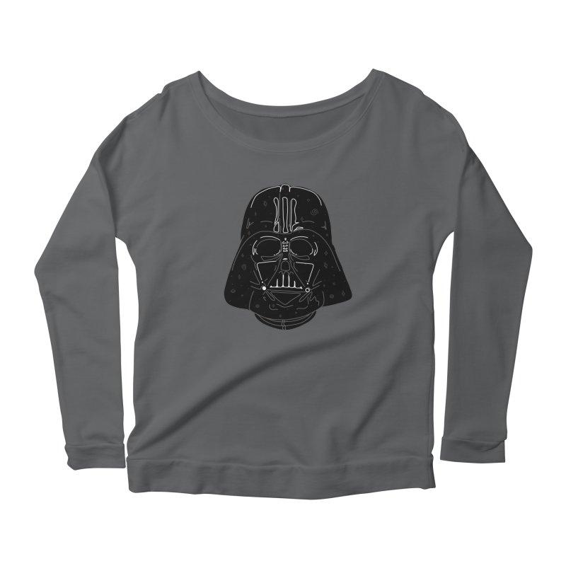 Cosmic Vader Women's Longsleeve T-Shirt by Juleah Kaliski Designs