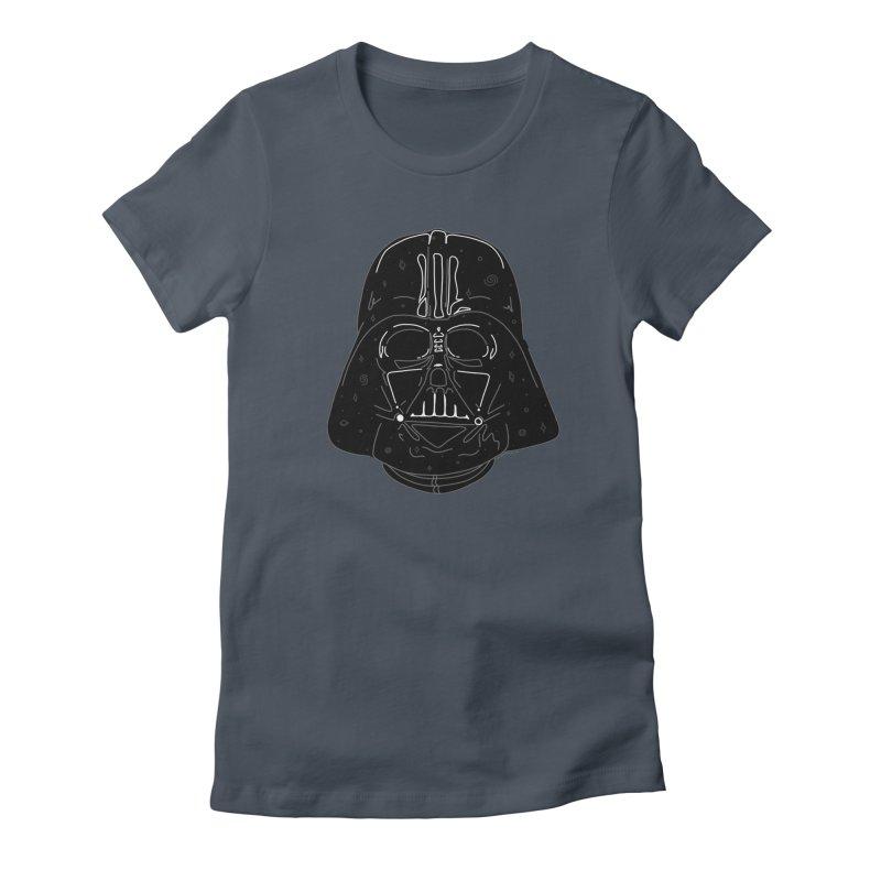 Cosmic Vader Women's T-Shirt by Juleah Kaliski Designs