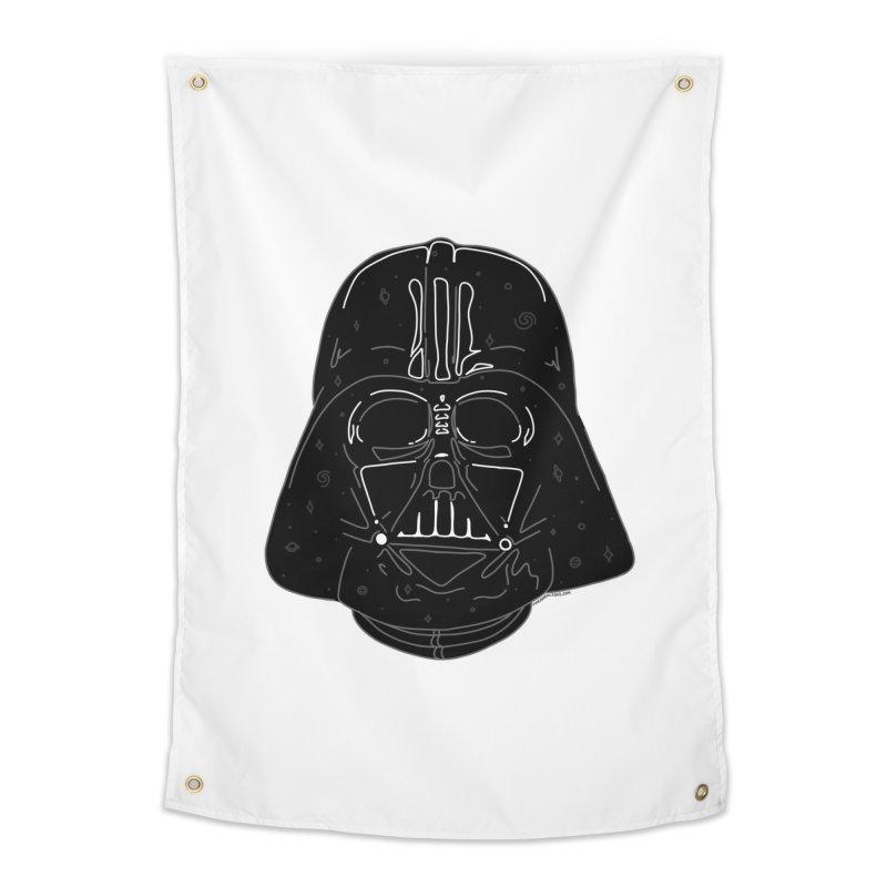 Cosmic Vader Home Tapestry by Juleah Kaliski Designs