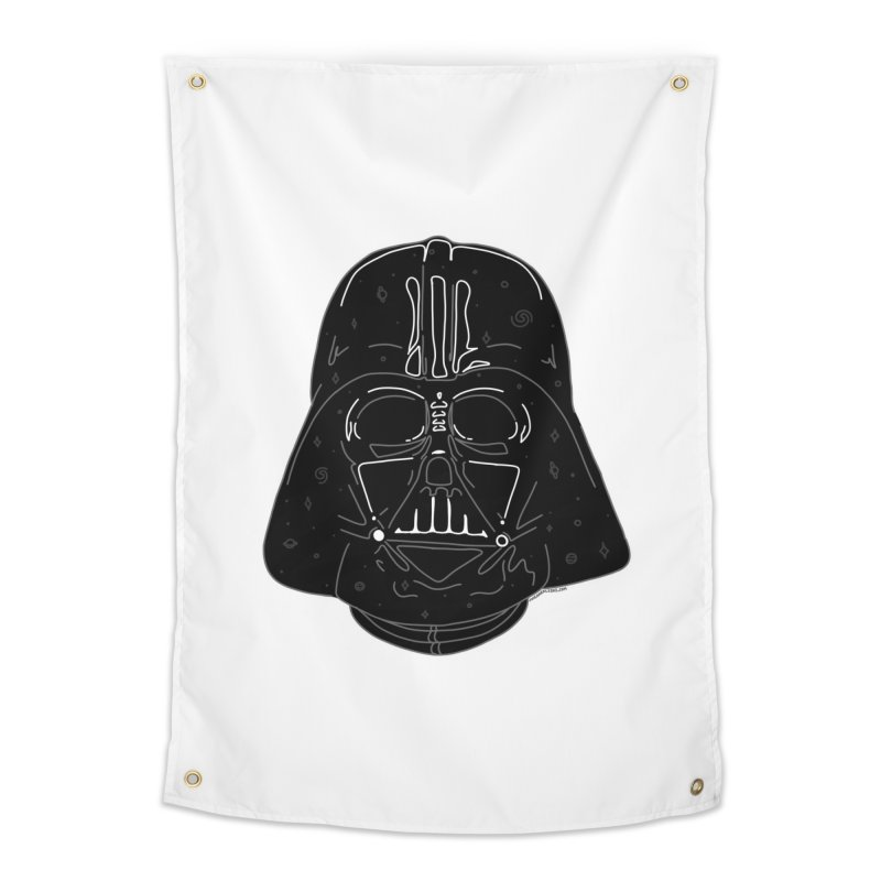 Cosmic Vader Home Tapestry by Juleah Kaliski Designs