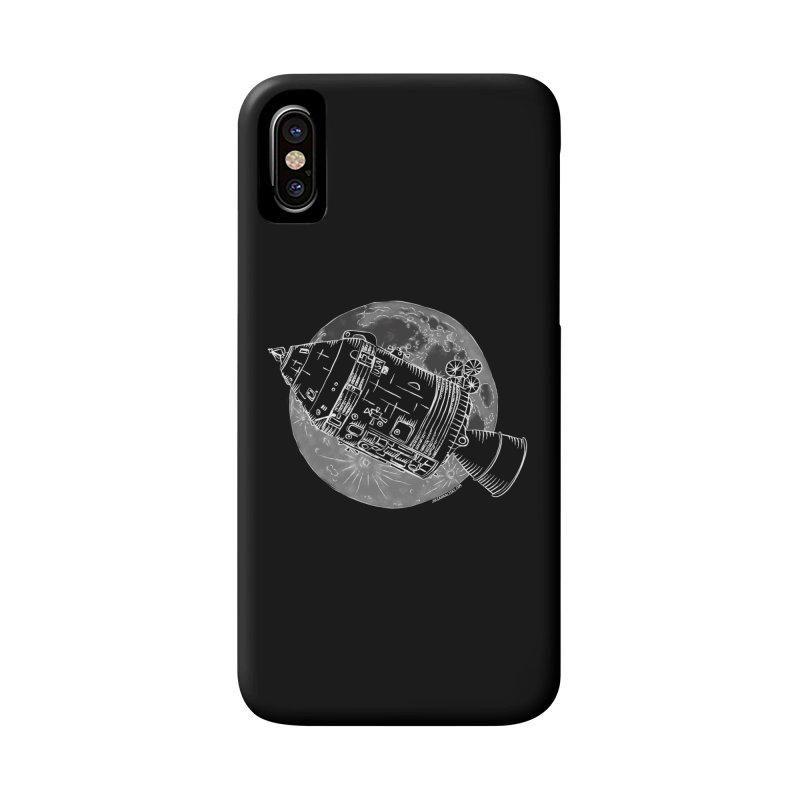 Command and Service Module Accessories Phone Case by Juleah Kaliski Designs