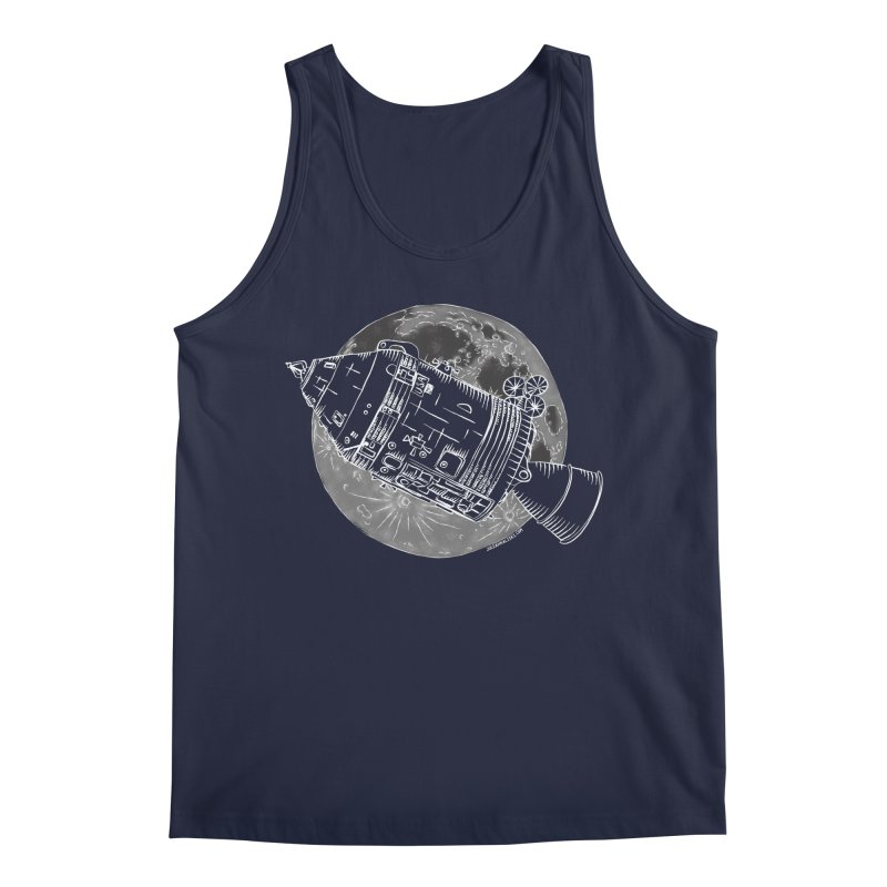 Command and Service Module Men's Tank by Juleah Kaliski Designs