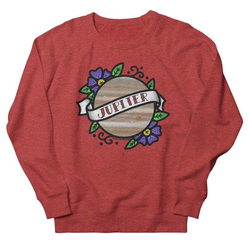 Jupiter, I shall always love you Men's Sweatshirt by Juleah Kaliski Designs