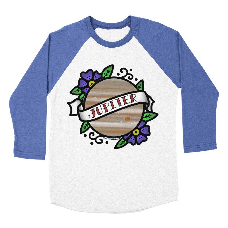 Jupiter, I shall always love you Men's Baseball Triblend T-Shirt by Juleah Kaliski Designs