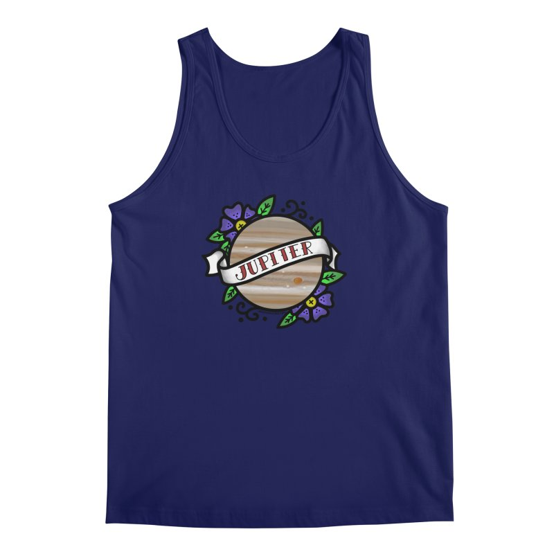 Jupiter, I shall always love you Men's Regular Tank by Juleah Kaliski Designs