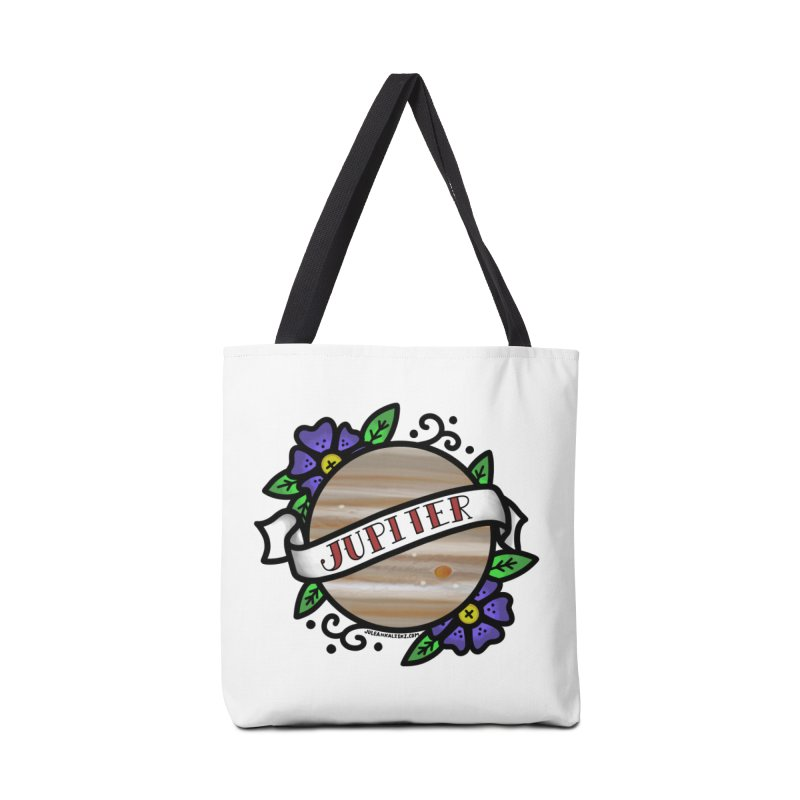 Jupiter, I shall always love you Accessories Bag by Juleah Kaliski Designs