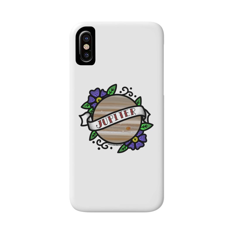 Jupiter, I shall always love you Accessories Phone Case by Juleah Kaliski Designs