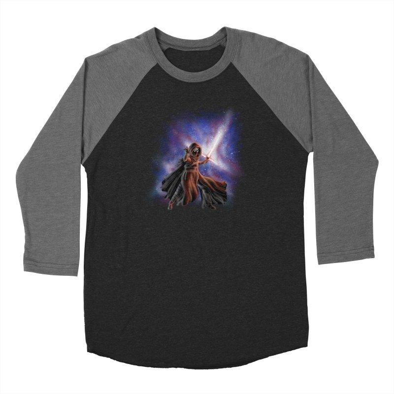 Galactic Lightsaber Men's Longsleeve T-Shirt by Juleah Kaliski Designs