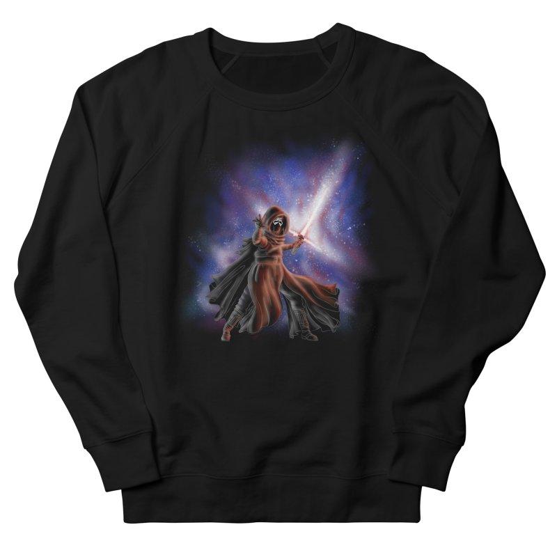 Galactic Lightsaber Women's French Terry Sweatshirt by Juleah Kaliski Designs