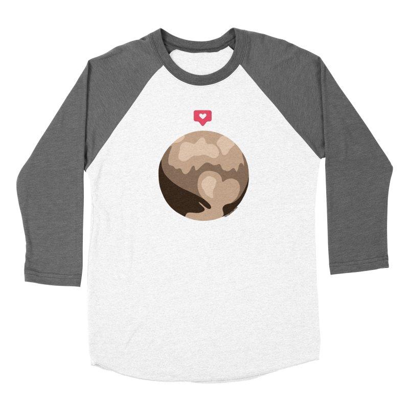 I like Pluto Women's Longsleeve T-Shirt by Juleah Kaliski Designs