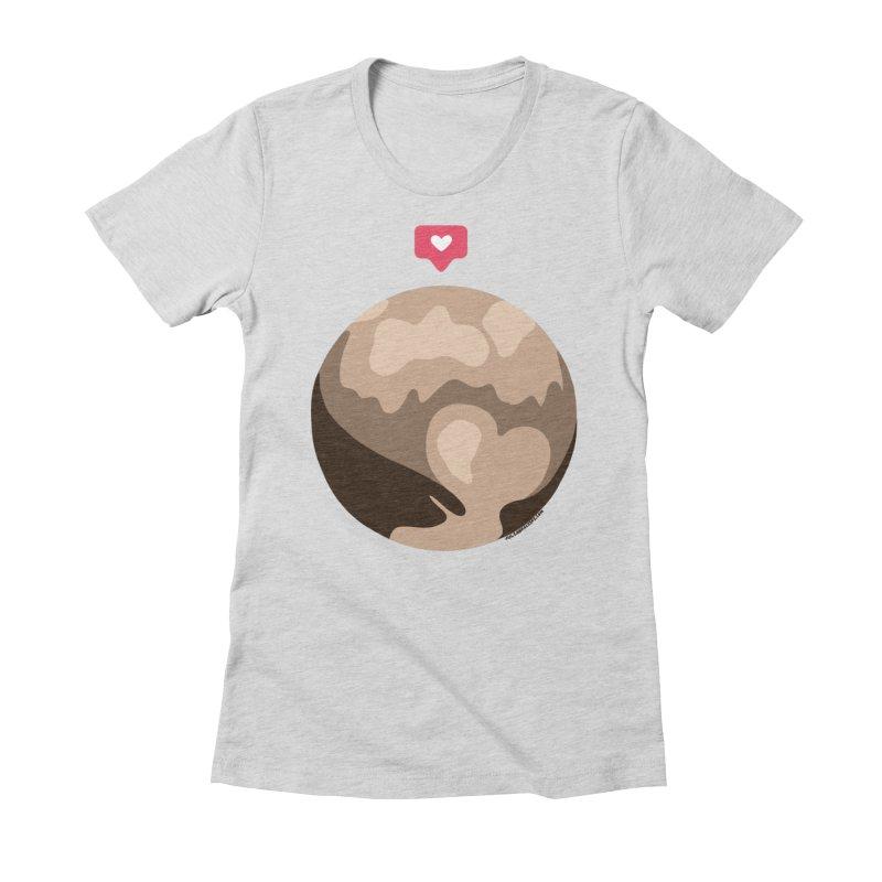 I like Pluto Women's T-Shirt by Juleah Kaliski Designs