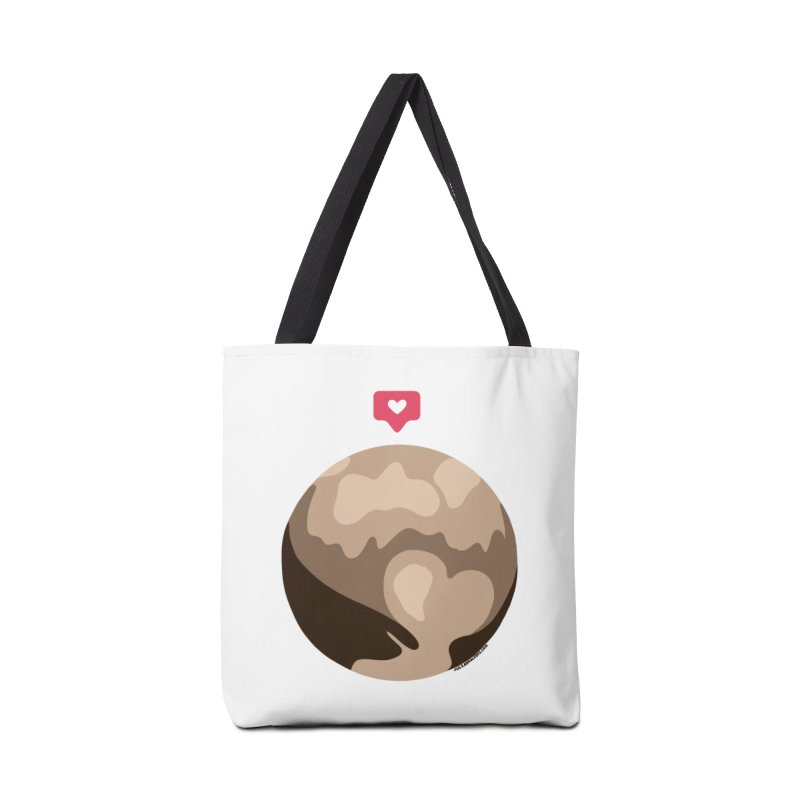 I like Pluto Accessories Tote Bag Bag by Juleah Kaliski Designs