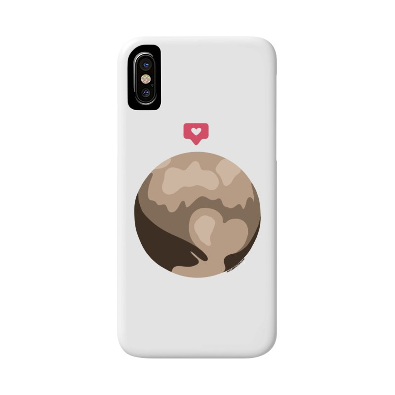 I like Pluto Accessories Phone Case by Juleah Kaliski Designs