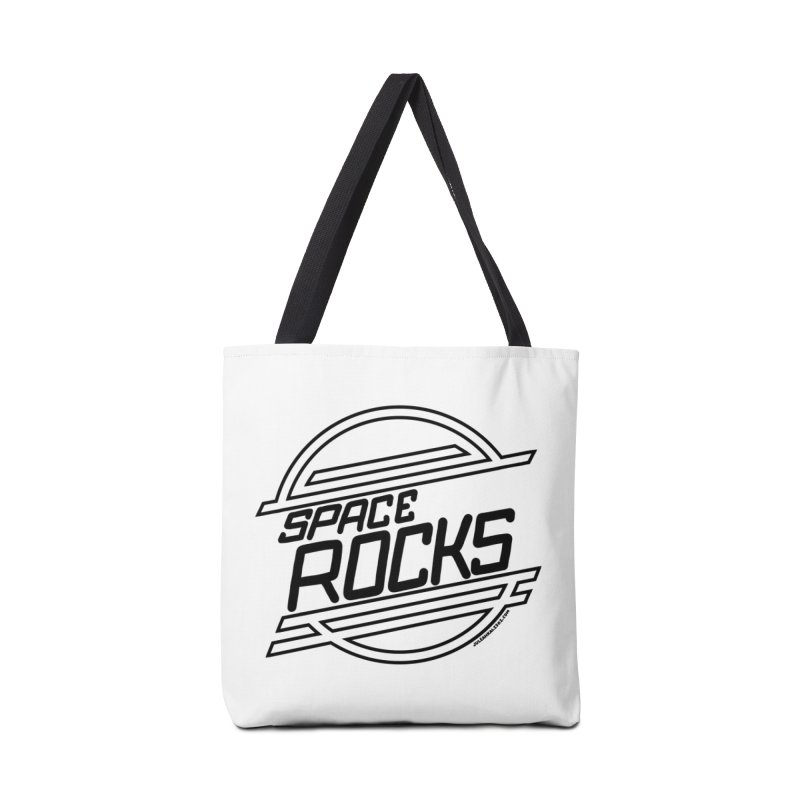 Space Rocks Accessories Tote Bag Bag by Juleah Kaliski Designs