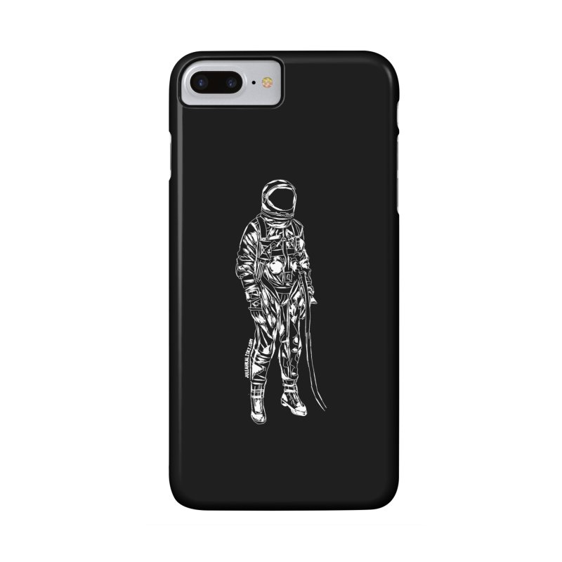 The astroGRIND - WHITE Accessories Phone Case by Juleah Kaliski Designs
