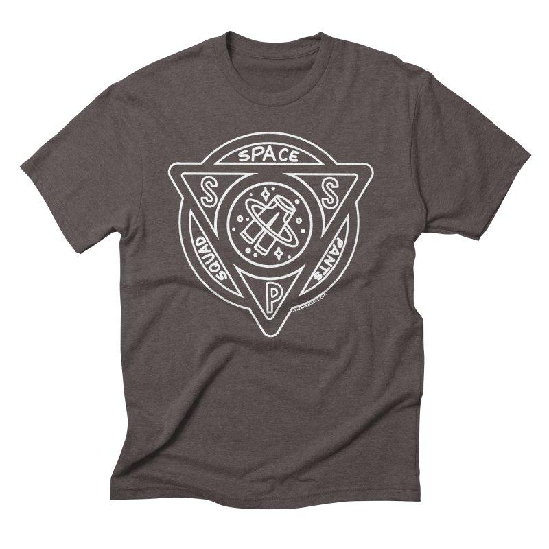 Space Pants Squad (Dark) Men's Triblend T-Shirt by Juleah Kaliski Designs