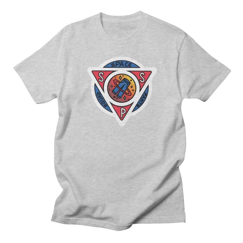 Space Pants Squad (Full Color) Men's T-Shirt by Juleah Kaliski Designs